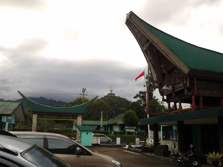 Pusat Kota Rantepao Toraja