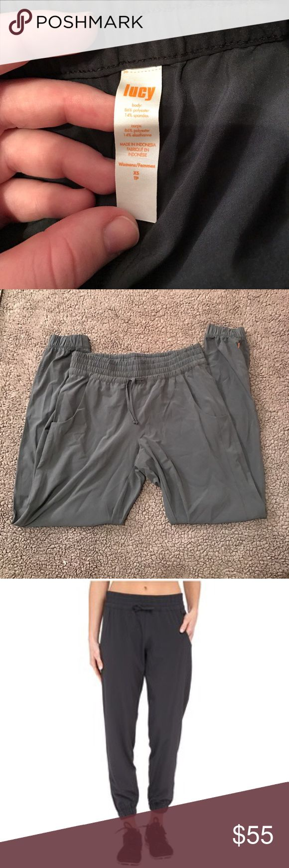 Lucy do everything cuffed pant is size small Lucy athletic wear do everything cuffed pant in size xm Lucy Pants Ankle & Cropped