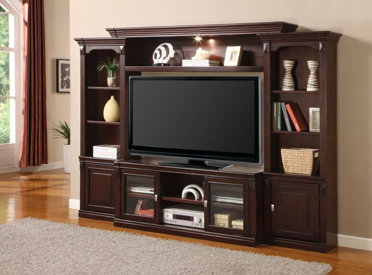 Do Entertainment Centers Fit Your Style? Yes Or No? #Furniture #Decorating #
