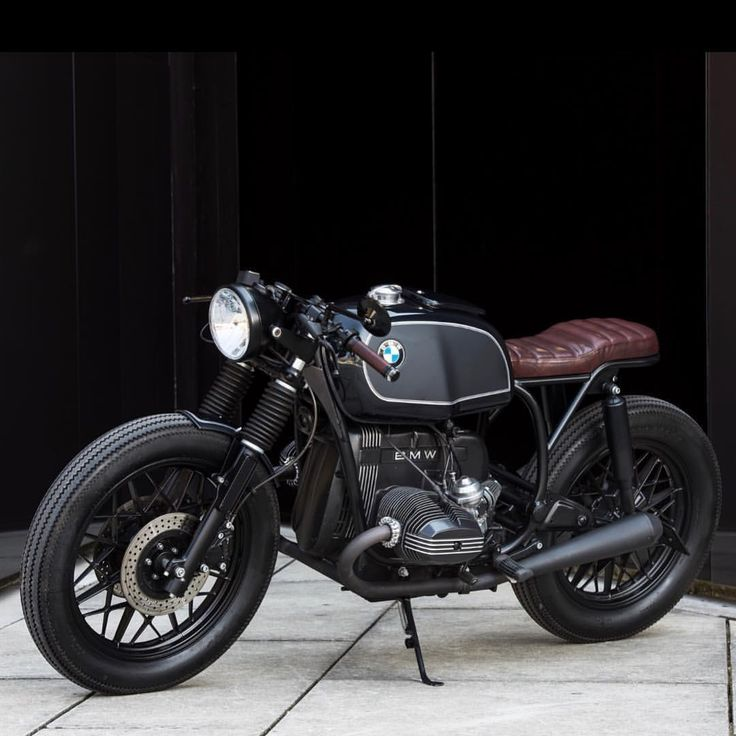 BMW R80 By @banditgarageportugal Caferacernation.co #caferacer