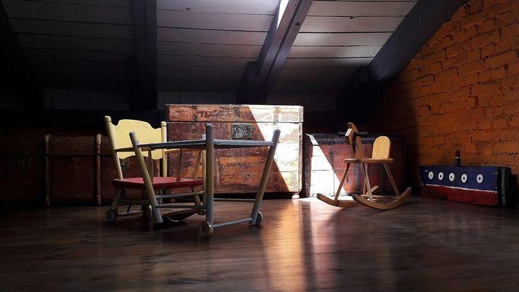 krzeselko z dziecinstwa