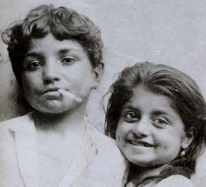 Gypsy Children  (Little Dickens for sure!) ~Repinned Via Tracey Gossman-Gaskins