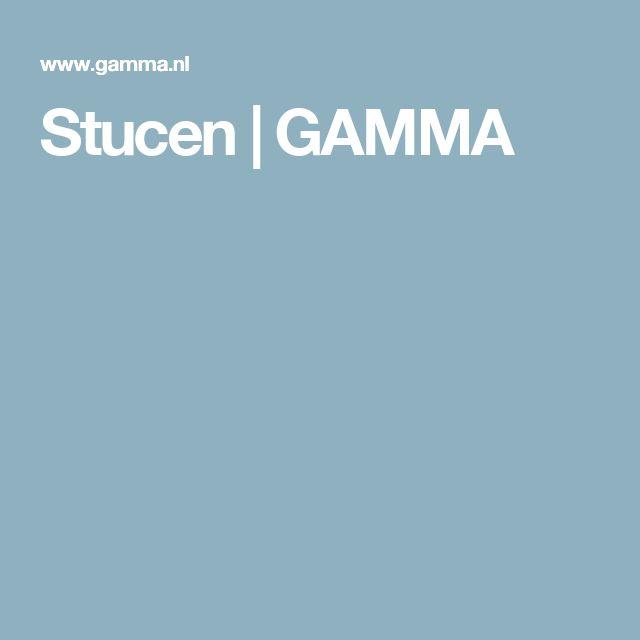 Stucen | GAMMA
