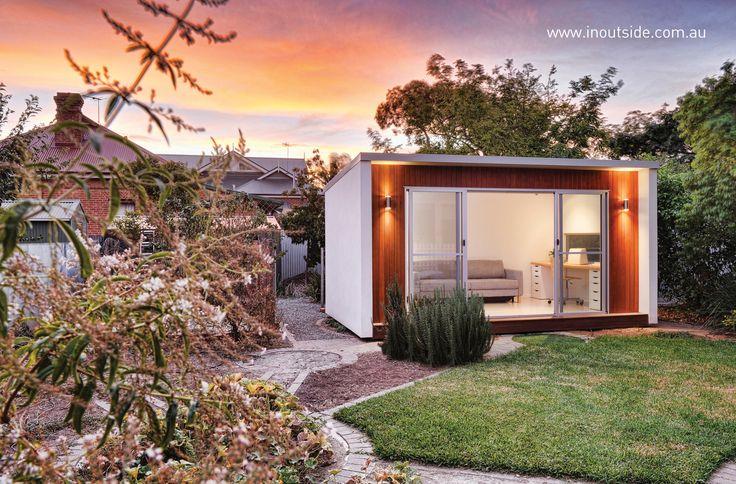 Outdoor retreat #sunset #architecture #australia