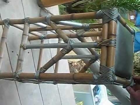 Tratamento Artesanal e Natural do Bambu - Parte 3