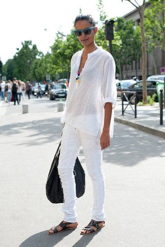 Street Style Inspiration For Your Breeziest Summer Ever