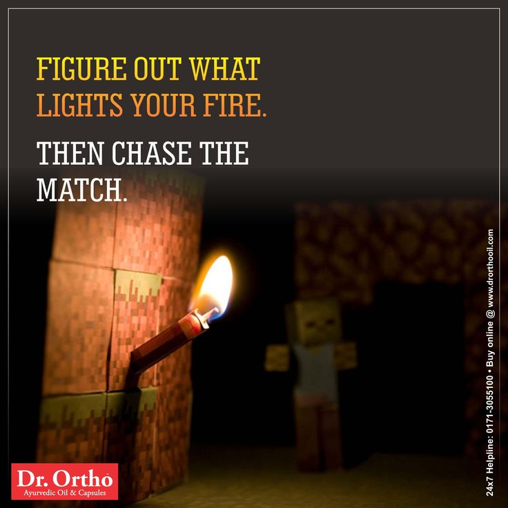 Dr.Ortho Motivational Thought  #mondaymotivation #thoughtoftheday Figure Out What Lights Your Fire . Then Chase The Match - #DrOrtho #Ayurvedicoil  Comment, Like & Share with Everyone.  Buy Dr Ortho Products Online : www.drorthooil.com | 24X7 Helpline: 0171-3055100