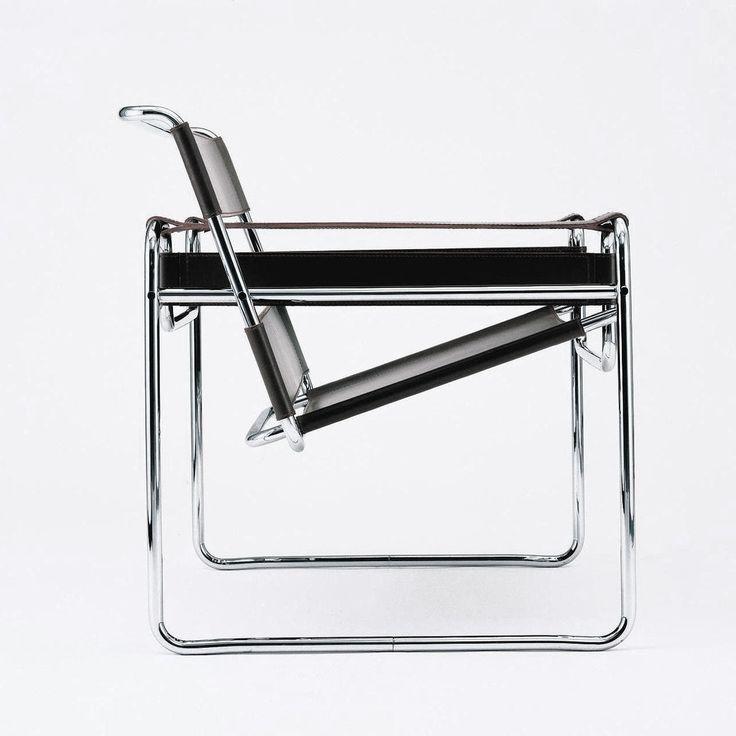 Knoll   Wassily Stuhl: Der Designklassiker Unter Den Sitzmöbeln, Wassily  Von Marcel Breuer In Der Re Edition Von Knoll International In Unserem  Online Shop