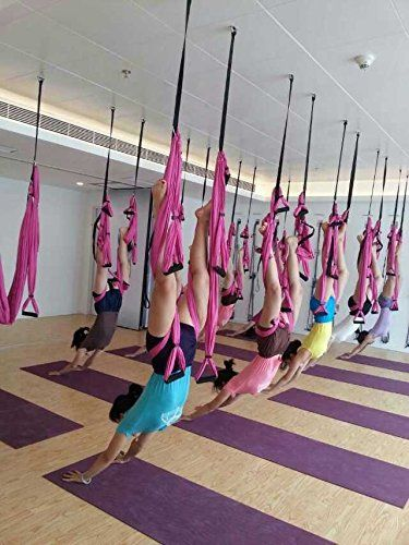 Yoga Inversions Swings And Wings On Pinterest