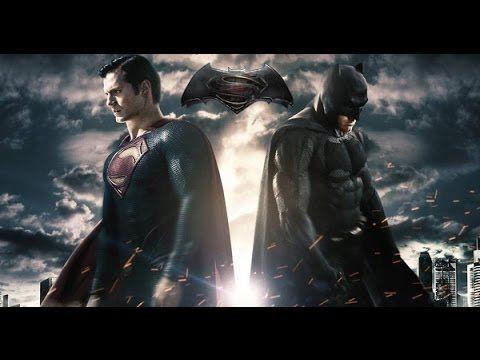 Batman vs Superman: Dawn of Justice Trailer Ben Affleck / Henry Cavill - YouTube