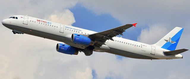 Kogalymavia A321 Crash [Updated]