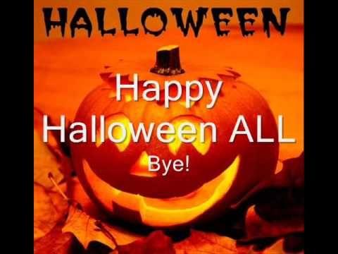 scary halloween music playlist
