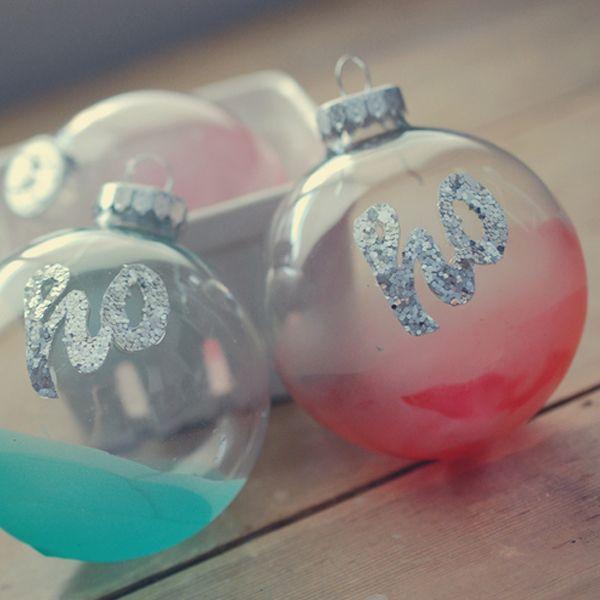 DIY Project: 10 ιδέες για χειροποίητα στολίδια για τα Χριστούγεννα
