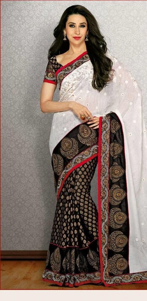 Karisma Kapoor new saree collection Photoshoot