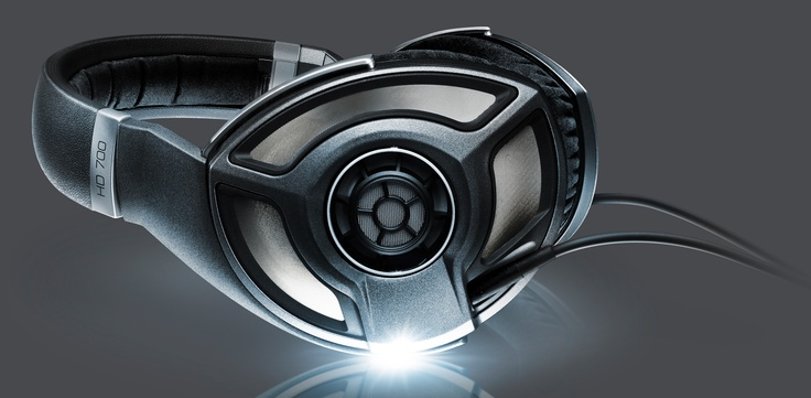 #Sennheiser #HD700 - Casque-audio haut-de-gamme très cher !