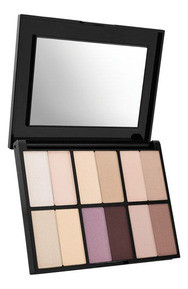 Napoleon Perdis 'Nude U' Eye, Cheek & Brow Palette available at #Nordstrom
