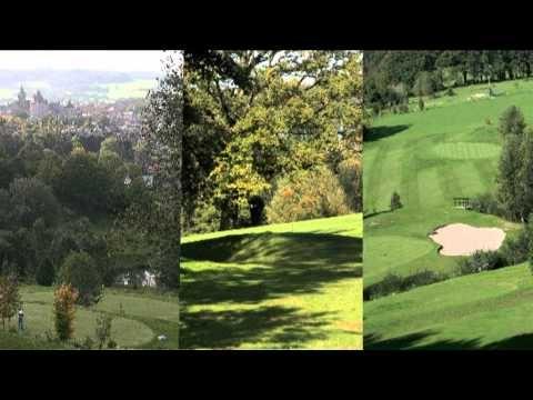 Golfen in de Limousin!   #Limousin #golf #video