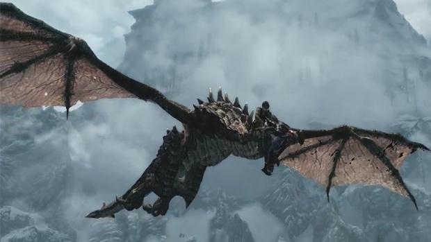 The Elder Scrolls: Skyrim recebe expansão Dragonborn em dezembro