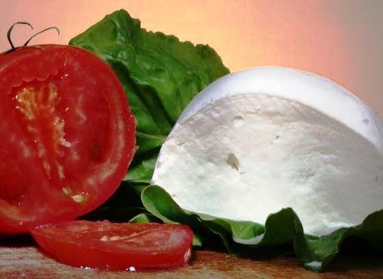 Domácí mozzarella: návod
