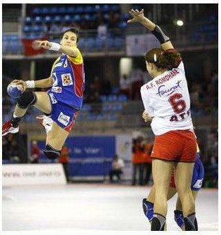 Cristina Neagu - world's best handball player in 2010!