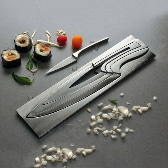 Knives by Mia Schmallenbach (Webneel Daily Graphics Inspiration 550 - Most Inspired Graphics around the web). Follow us www.pinterest.com/webneel