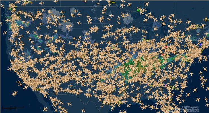 Live Flight Tracking