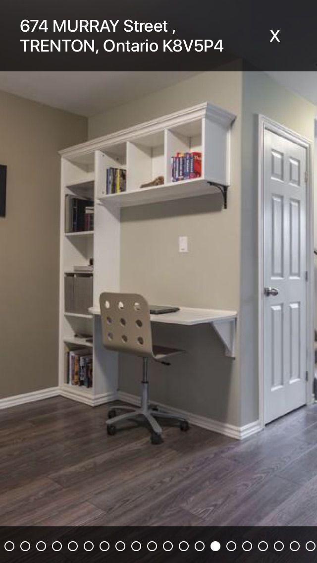 25 Best Ideas About Computer Nook On Pinterest Office