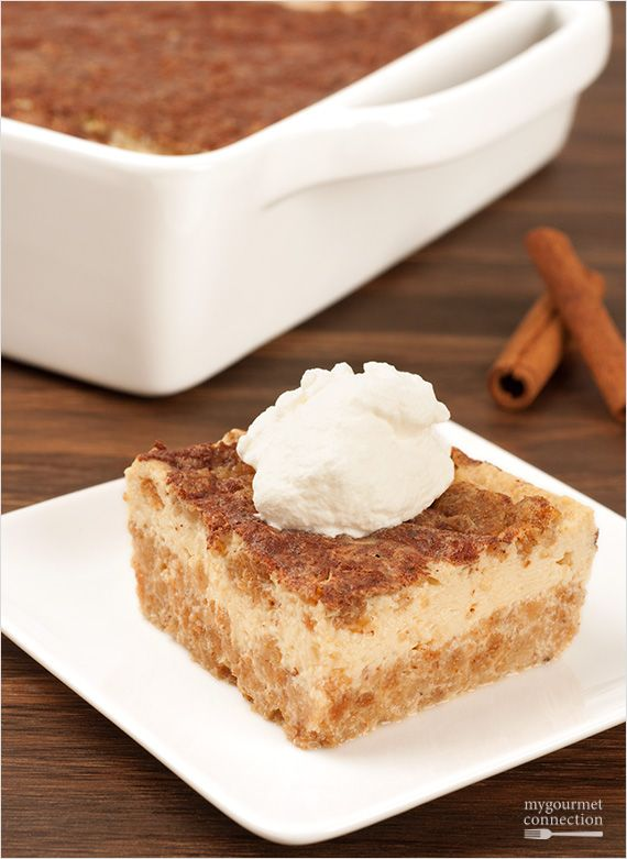 A classic New England dessert, Grape-Nut Pudding is simply a lightly-sweetened egg custard, spiced with cinnamon and nutmeg and combined with Grape-Nuts cereal.
