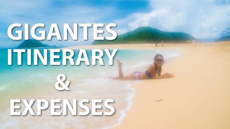 how to go to gigantes island