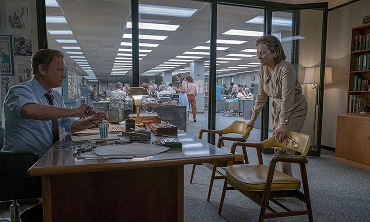 "See an ode to real news in Spielberg's latest, 'The Post' - Steven Spielberg shaped the landscape of filmmaking as it exists today, and then he stopped. Classics like ""Jaws"", ""Jurassic Park"", and ""Raiders of the Lost Ark"" originated the structure of New Hollywood, but look at Spielberg's recent filmography—he's only directed six movies since 2005, and arg... - https://azbigmedia.com/see-ode-real-news-spielbergs-latest-post/"