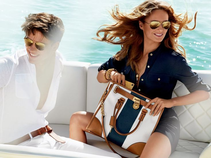 Michael Kors Spring Details 2014 | The Best of Yachting Fashion