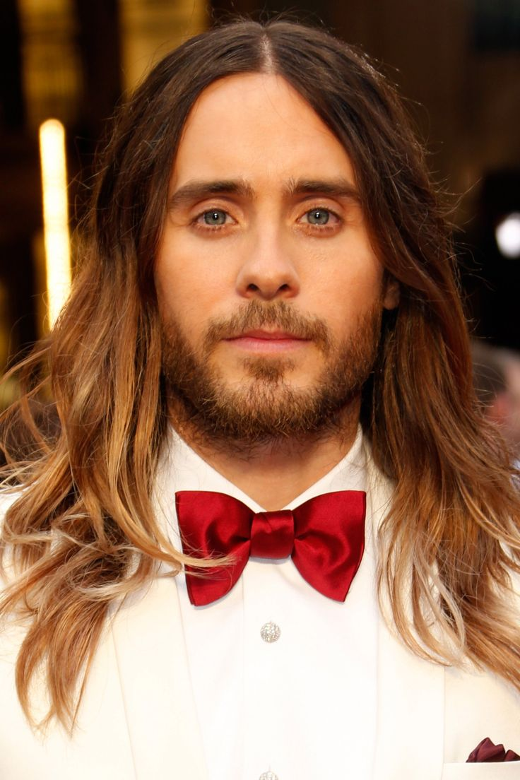 Jared Leto's Oscars Hair: How to Get His Waves ForYourself | Beauty High