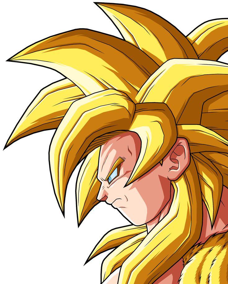 Goku SSJ5 by ~drozdoo on deviantART