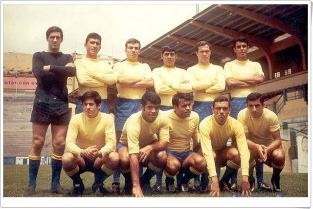 Unión Deportiva Las Palmas. Temporada 1968-69.