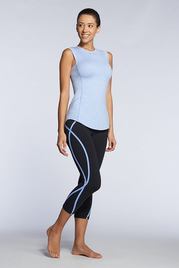 This entire workout outfit (both pieces!) are on sale! Super affordable - under 25 bucks!