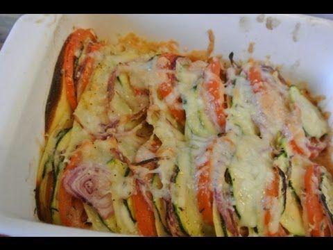 Gezonde groenteschotel uit de oven