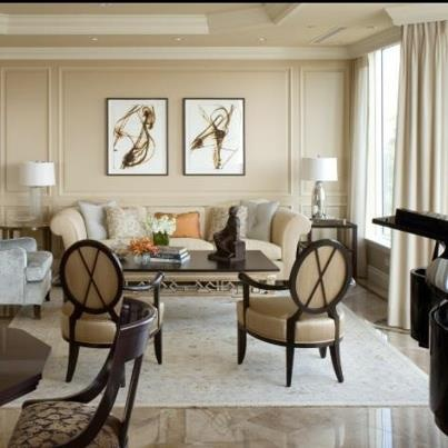 Elegant Residences  Love The Chairs · Living Room ...