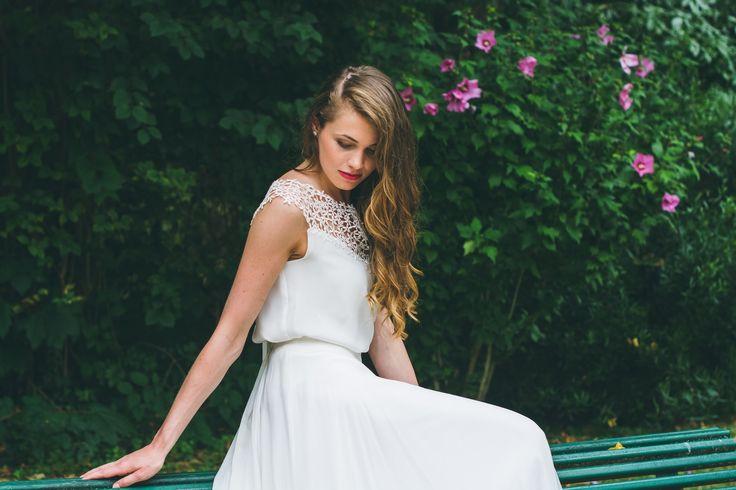 ... 2016  Adeline Bauwin Créatrice de robe de Mariée sur mesure