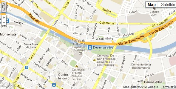 GMaps.js - Use the potential of Google Maps