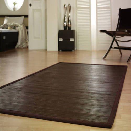 tappeto-in-bambu-stuoia-di-WENGE-13-dimensioni-Soggiorno-da-cucina