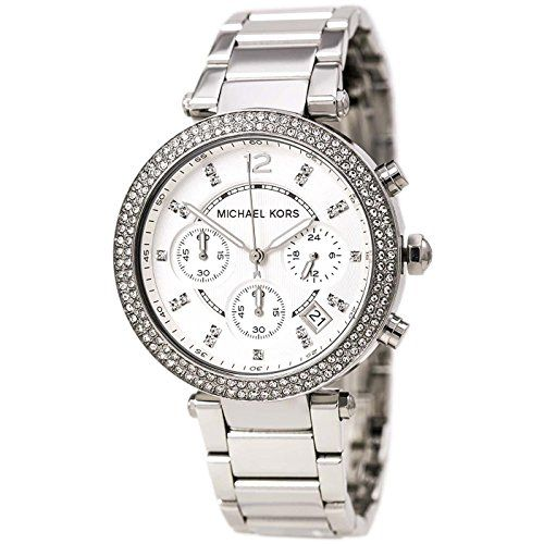 MICHAEL KORS PARKER Ladies Chrono Watch MK5353 New Box And Warranty ** Find out ...