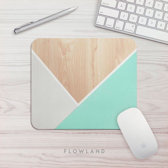 Mouse pad desk accessories printed mousemat office gift round mousepad computer accessories fancy mouse pad