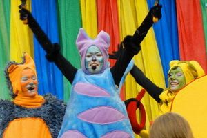 Spektakle - Teatr Gry i Ludzie