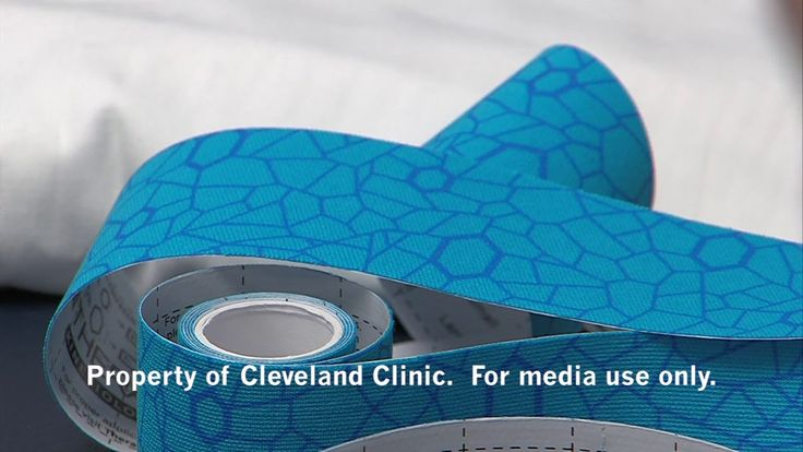 Elastic Therapeutic Tape: Can It Help? (HD)