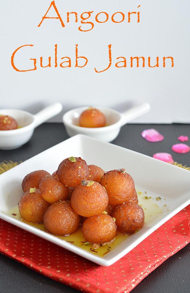 Angoori Gulab Jamun