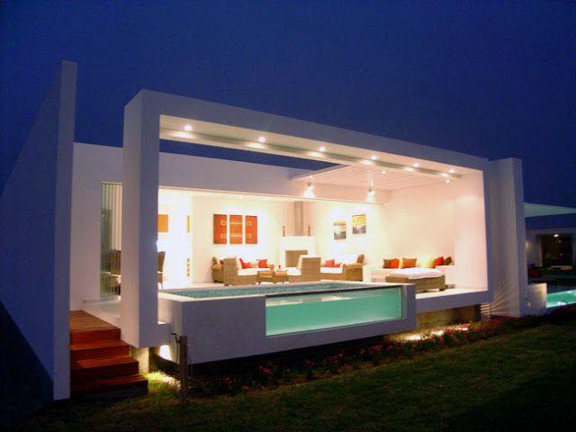 Casa & Detalles.: Casa frente al Mar