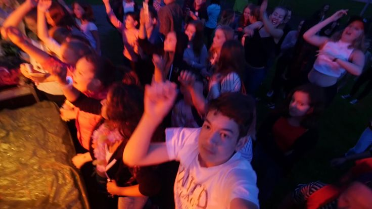 Camping Sysmä Beach Party 2016