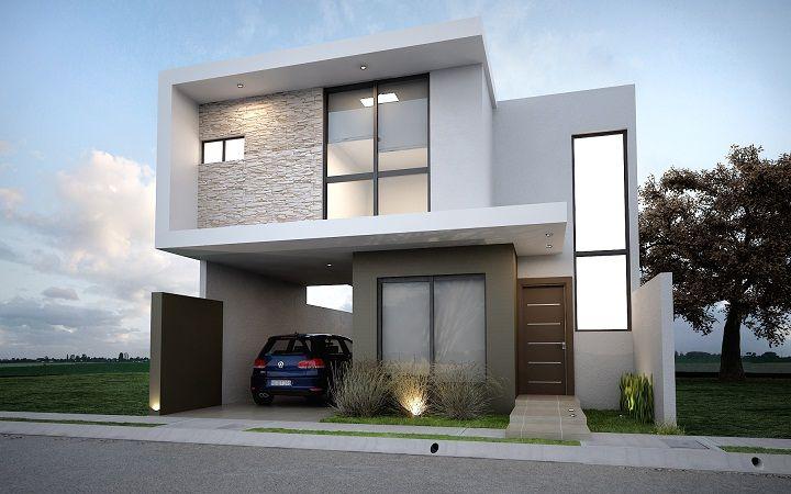 Modelos de casas modernas en ecuador casa pinterest for Modelos de casas de una planta modernas