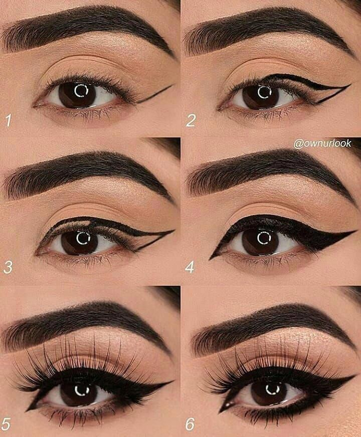 Natural Eye Makeup For Brown Eyes And Tan Skin
