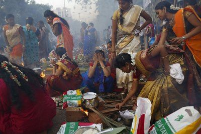 ritual hindú